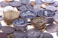 moedas de singapore   fotos de stock