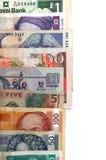Moedas do mundo Imagem de Stock Royalty Free