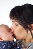 Moeder en baby #13 Royalty-vrije Stock Fotografie