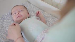 Moeder en kind 2 stock videobeelden