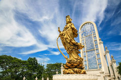 Moeder Kuan Kwan Im Buddha Royalty-vrije Stock Fotografie