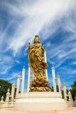 Moeder Kuan Kwan Im Buddha Stock Foto's