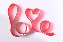 Moeder` s Dag, Vrouwen` s Dag, Huwelijksdag, Gelukkige st Valentijnskaartendag, 14 Februari-concept Uitstekende liefdesymbolen, r Royalty-vrije Stock Afbeeldingen