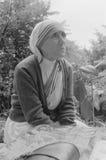 Moeder Teresa royalty-vrije stock foto