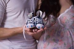 moederschap Royalty-vrije Stock Afbeeldingen