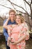 Moederschapsportret Stock Fotografie