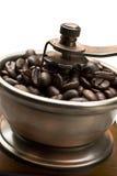 Moedor de café Fotos de Stock Royalty Free