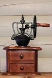 Moedor de café do vintage Fotografia de Stock Royalty Free