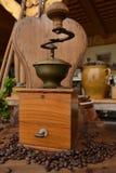 Moedor de café velho Imagem de Stock Royalty Free