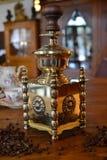 Moedor de café velho Fotos de Stock Royalty Free