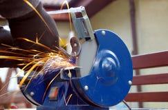 Moedura do metal Imagem de Stock