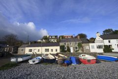 Moelfre Stock Photography
