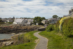Moelfre Stock Images