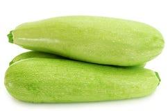 Moelle /courgette de légume frais d'isolement image stock
