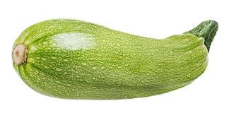 Moelle /courgette de légume frais d'isolement sur le blanc Photo libre de droits