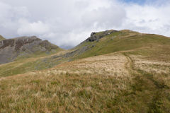 Moelwyn Bach. Royalty Free Stock Photography