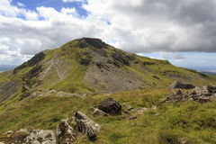The Moelwyns Royalty Free Stock Photography