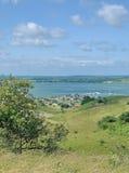 Moenchgut, Ruegen wyspa, morze bałtyckie, Niemcy Zdjęcia Royalty Free
