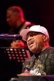 Moeras Dogg, Amerikaanse soul-muziekband, prestaties in Baronetsstadium Stock Afbeeldingen