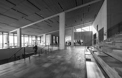 Moesgaard museum Aarhus Denmark Stock Photo