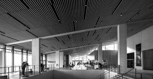 Moesgaard-Museum Aarhus Dänemark Stockbild
