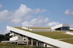 Moesgaard museum in Denmark Stock Image