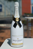 Moet and Chandon champagne presented at the National Tennis Center during US Open 2016 Stock Photography