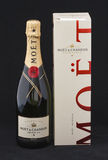 Moet & Chandon imperial Brut Champagne Stock Photo