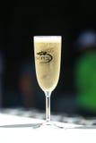 Moet en Chandon-champagne op het Nationale Tenniscentrum tijdens US Open 2016 in New York wordt voorgesteld dat Royalty-vrije Stock Fotografie