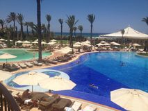 Moevenpick Resort & Marine Spa Sousse Stock Image