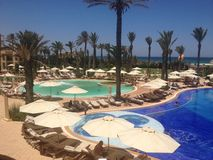 Moevenpick Resort & Marine Spa Sousse Royalty Free Stock Photo