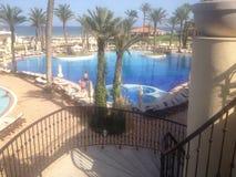 Moevenpick semesterort & Marine Spa Sousse royaltyfria foton