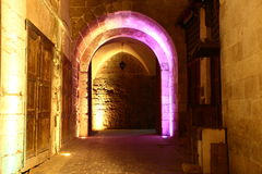 Free Moez Street, At Night Royalty Free Stock Image - 20772726