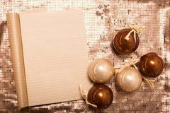 Mofa de la tarjeta de felicitación para arriba Imagen de archivo