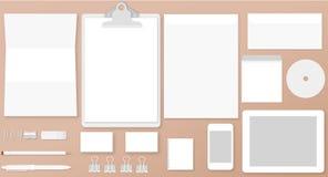Mofa de marcado en caliente blanca para arriba Fotos de archivo libres de regalías