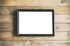 Mofa negra rústica del marco para arriba fotos de archivo