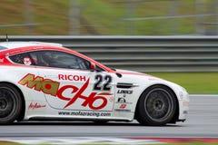 Mofaz racing merdeka endurance race Stock Photography