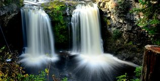 Moffatt Falls stock photography