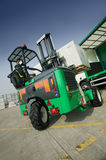 Moffett Truck Mounted Forklift Stock Photos