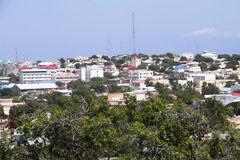 mogadiscio Image libre de droits
