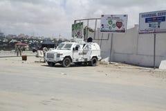 mogadishu imagen de archivo