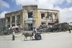 mogadishu royaltyfri fotografi