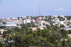 mogadishu Imagen de archivo libre de regalías