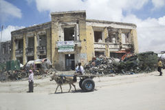 Mogadishu royalty free stock photography