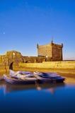 Mogador fortress building at Essaouira, Morocco Stock Images
