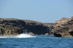 Mogador-Insel lizenzfreie stockbilder