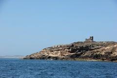 Mogador-Insel lizenzfreie stockfotografie