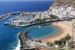 Mogan, Gran Canaria Stock Photos