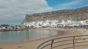 Mogan, Kanarische Insel Lizenzfreie Stockfotografie