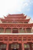 Mogao frana Dunhuang, Cina Fotografie Stock Libere da Diritti
